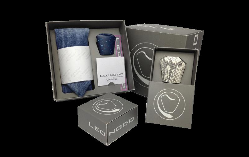 Leonodo prodotto packaging